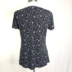 Dress Barn Tops - Dress barn womens black blouse Size L